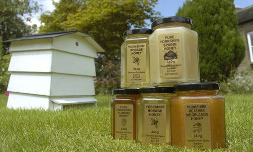 denholme gate yorkshire honey