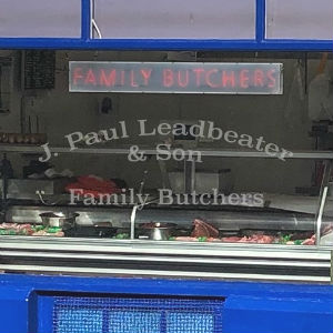 Denholme Gate Honey Stockist - Leadbeaters Butchers Keighley