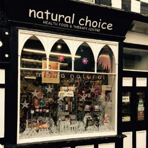 Denholme Gate Honey Stockist - Natural Choice