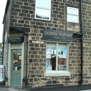 Denholme Gate Honey Stockist - Purely Natural Leeds