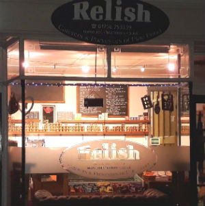 Denholme Gate Honey Stockist - Relish Grassington